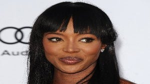 Naomi Campbell and Dolce and Gabbana Give Back