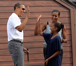 The Obama's Panama City Beach Getaway