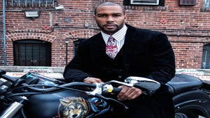 Omari Hardwick on Second Season of 'Dark Blue'