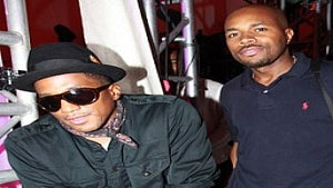 Star Gazing: Q-Tip and D-Nice Stay Stylish