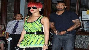 Date Night: Rihanna and Matt Kemp