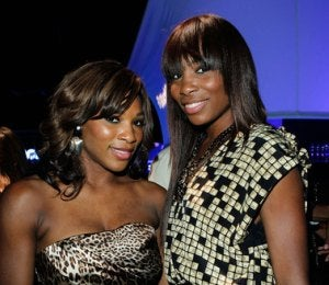 Star Gazing: Venus and Serena, Double Dose of Beauty