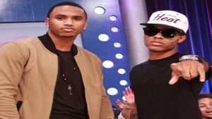 Star Gazing: Trey Songz and Bow Wow Show Love