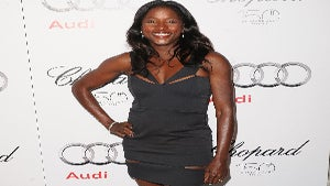 Star Gazing: Rutina Wesley Glows at Emmy Party