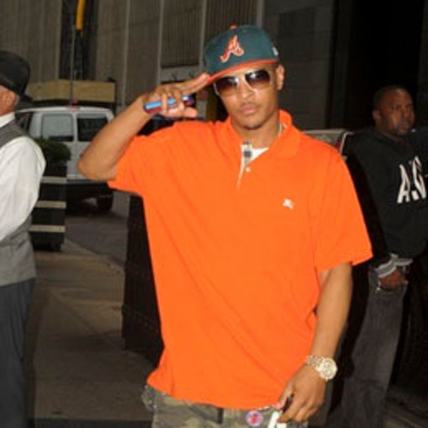 T.I. on Leaving Clifford Harris Behind for 'Takers'