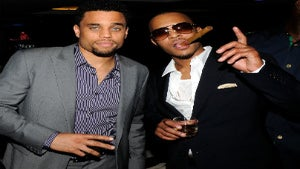 Star Gazing: Michael Ealy and T.I. Party in Vegas