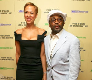 Star Gazing: Spike Lee and Tonya Lewis Return to NOLA
