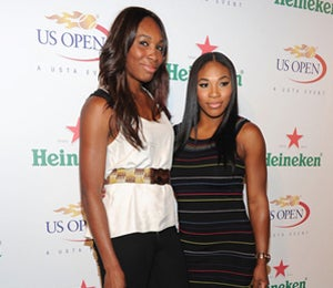 Star Gazing: Venus and Serena Party in NYC