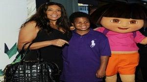 Star Gazing: Wendy Williams Enjoys Family Time