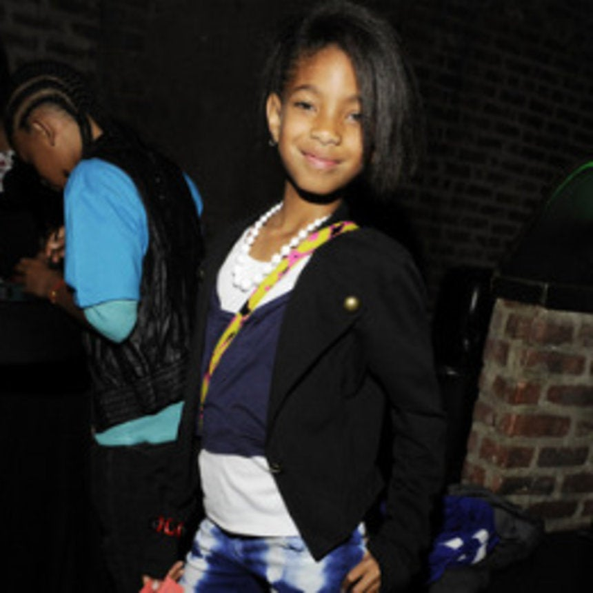 Back to School Style: Dress Like Willow Smith