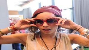 Star Gazing: Zoe Kravitz in a Shady Situation