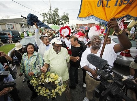 Study: Less Black Women in Post-Katrina New Orleans
