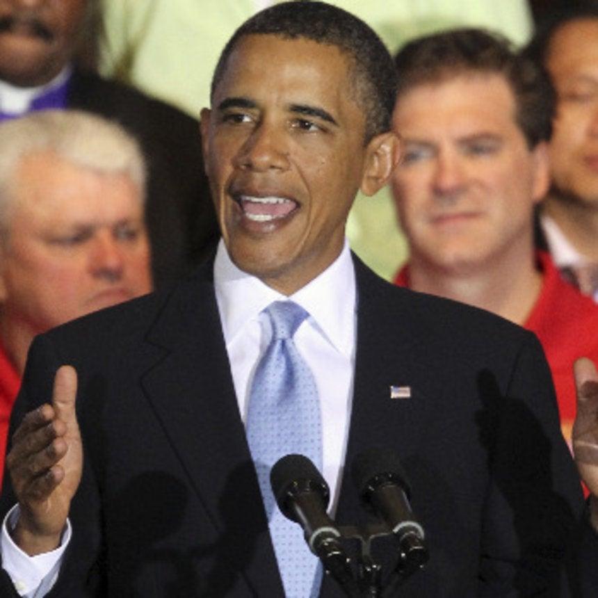 President Obama Visits New Orleans on Katrina Visit