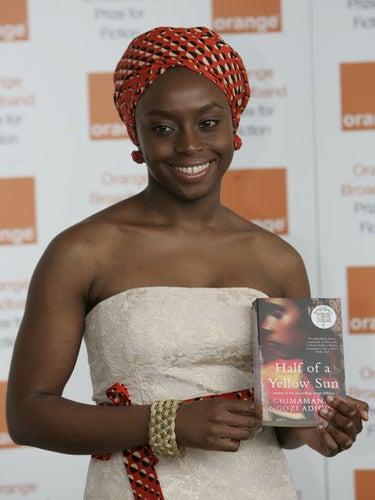 Chimamanda Ngozi Adichie Teases Collaboration With Lupita Nyong'o