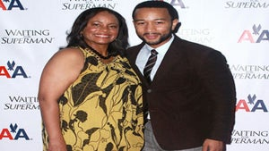 Star Gazing: John Legend Takes Mom Out on the Town