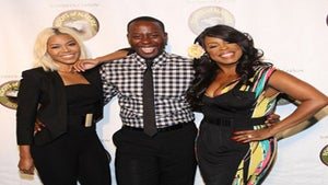 Star Gazing: Amerie, Johnny and Niecy Are All Smiles
