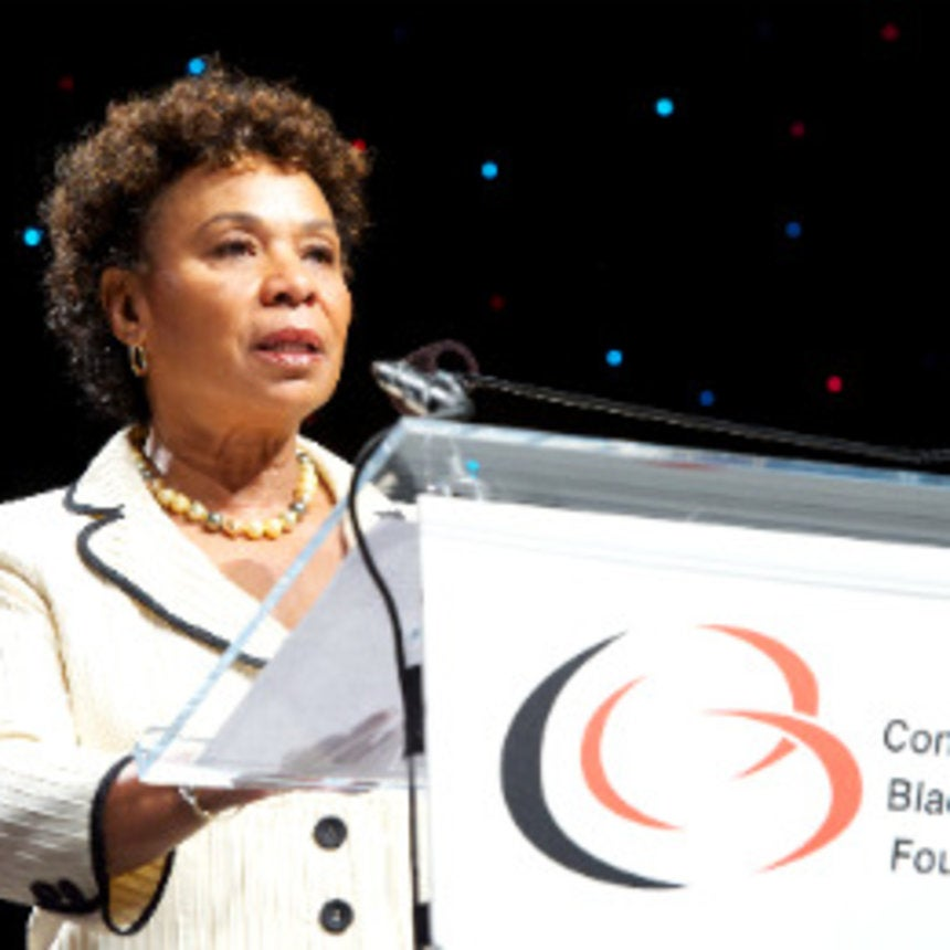 Catching Up with Congresswoman Barbara Lee