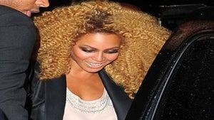 Star Gazing: Beyonce Modeled Secret Tom Ford Show