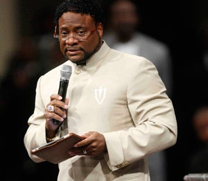 UPDATE: Bishop Eddie Long Says 'I'm Going to Fight'