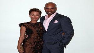 Star Gazing: Boris Kodjoe and Nicole Ari Parker Hotness