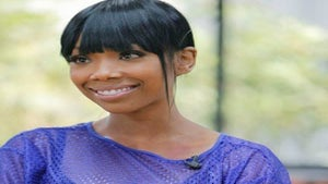 Star Gazing: Brandy Rehearses for 'DWTS'