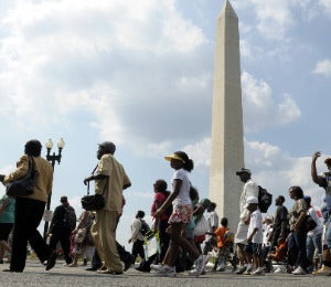 Progressive Coalition Plans a New March on Washington