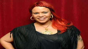 Star Gazing: 'Something about Faith' Evans