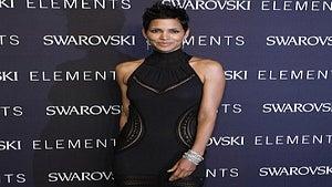 Star Gazing: Halle Berry Sparkles for Swarovski