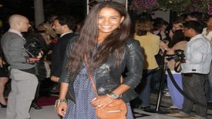 Star Gazing: Joy Bryant Adds a Touch of Rocker Chic