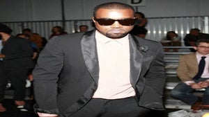 Coffee Talk: Kanye West Is the Man About Town
