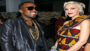 Star Gazing: Kanye West and Gwen Stefani Chat Style