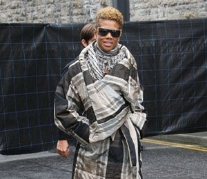 Star Gazing: Kelis Gets All Wrapped Up