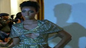 NYFW Video: LaQuan Smith's Spring 2011 Show