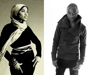 NYFW Designer Q&A: Louie and Anasa Greaves