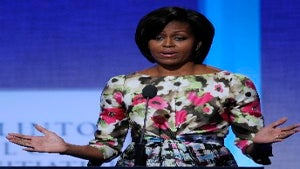 Michelle Obama to Help Nickelodeon with 'Day of Play'