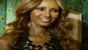 NYFW Video: Iman Home Press Conference