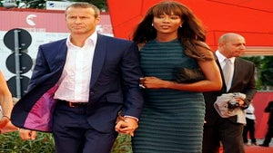 Star Gazing: Naomi and Vladislav on the Red Carpet