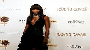 Star Gazing: Naomi Campbell Makes a Statement