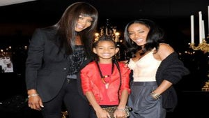 Star Gazing: Naomi, Willow and Jada's Girls' Night Out