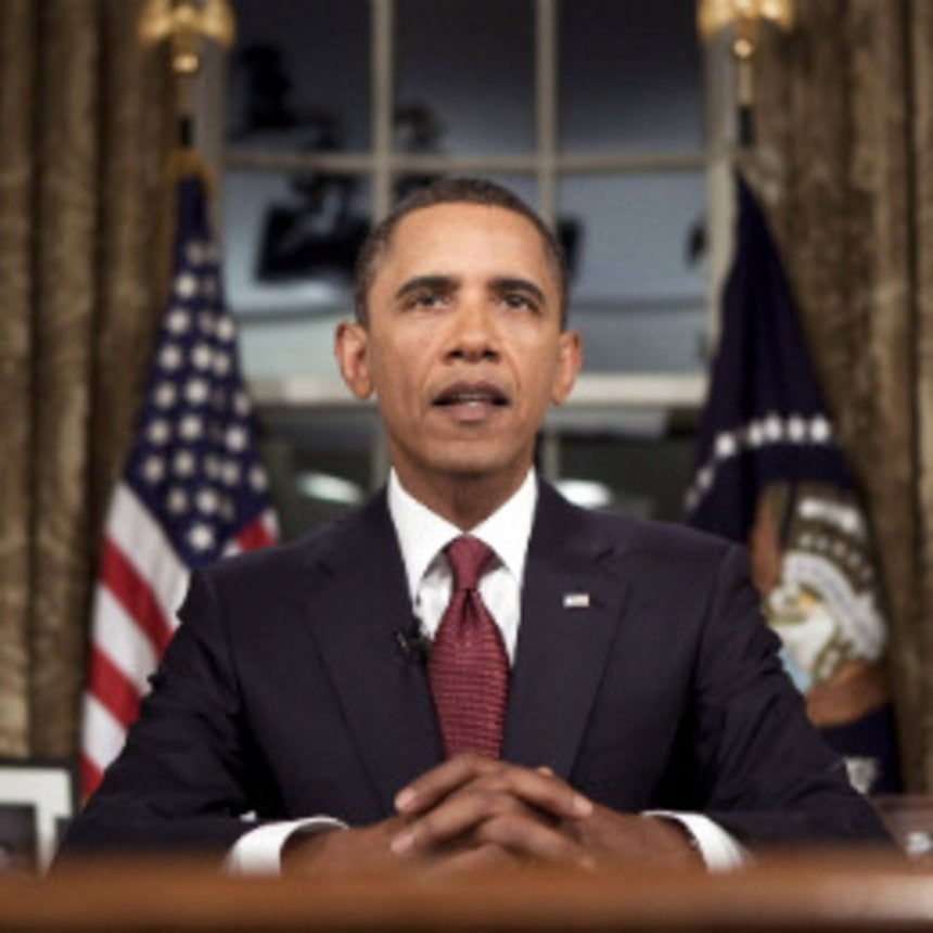 Obama on 'Turning the Page' in Iraq