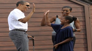 The First Family's Summer Vacations