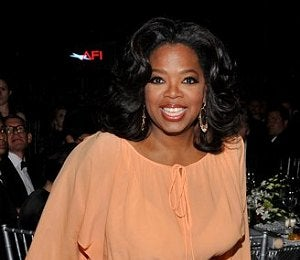 Oprah to Be Honored by Kennedy Center