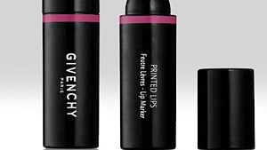 Miracle Worker: Givenchy Printed Lips Tinted Lip Stainer