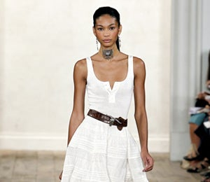 New York Fashion Week Spring 2011 Reviews: Day 7