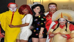 Coffee Talk: Rihanna Throws a Bachelorette Party