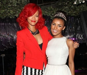 Star Gazing: Rihanna and Melody Thornton's Pop Life