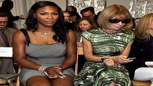 Star Gazing: Serena Williams, Front and Center