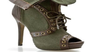 Fall Fashion: Sporty Chic Boots