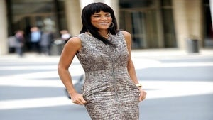 Star Gazing: Veronica Webb at NYFW Lincoln Center