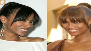 Hot Hair: Celebrity Tress Twins, Part 2